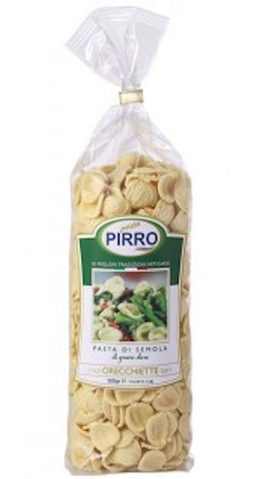 Aromi Italian Wine And Food Pirro Pasta Semolina Orecchiette